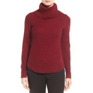 Kobi Halperin Jami Merino Wool Turtleneck Sweater